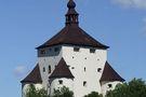 New Castle in Banska Stiavnica