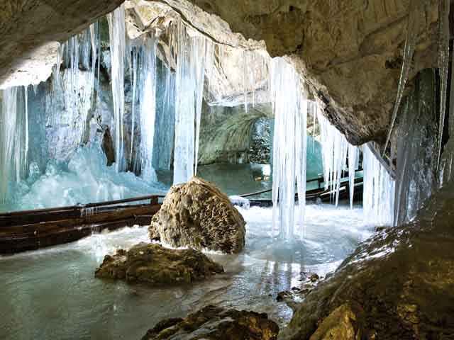 Demanovska Ice Cave