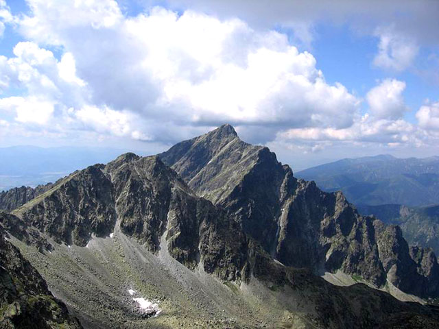 Furkotsky Peak