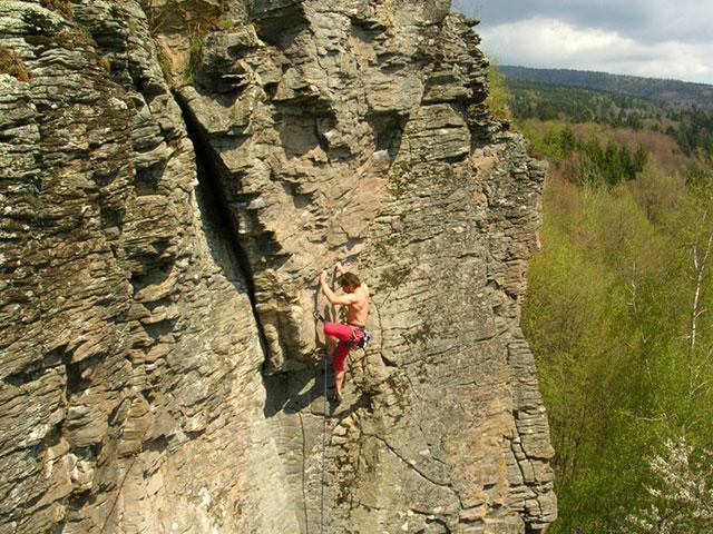 Kalamarka Rock Wall