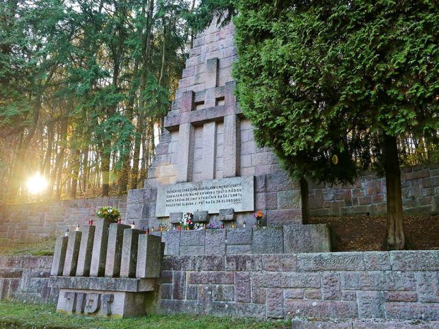 Kremnicka Memorial Monument