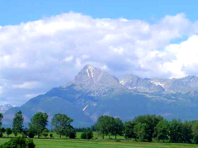 Krivan Peak