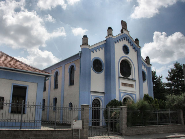 Synagogue in Nove Zamky
