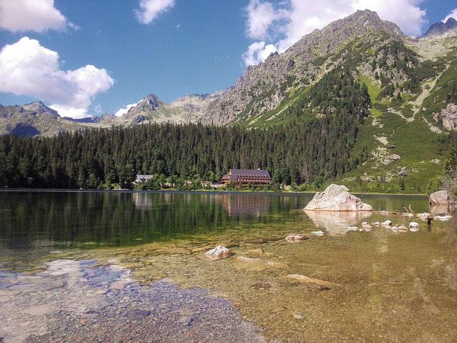 Poprad Pleso Lake Hotel