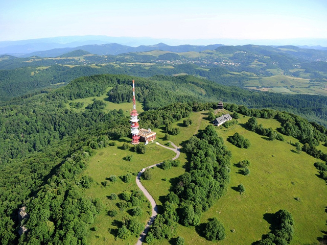 Sitno Peak