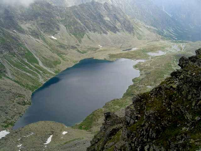 Big Hincovo Lake