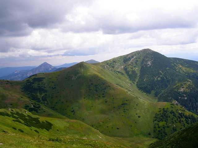 Velky Krivan Peak