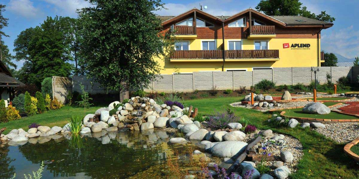 Apartments Tatry Holiday - APLEND Apartments Tatry Holiday