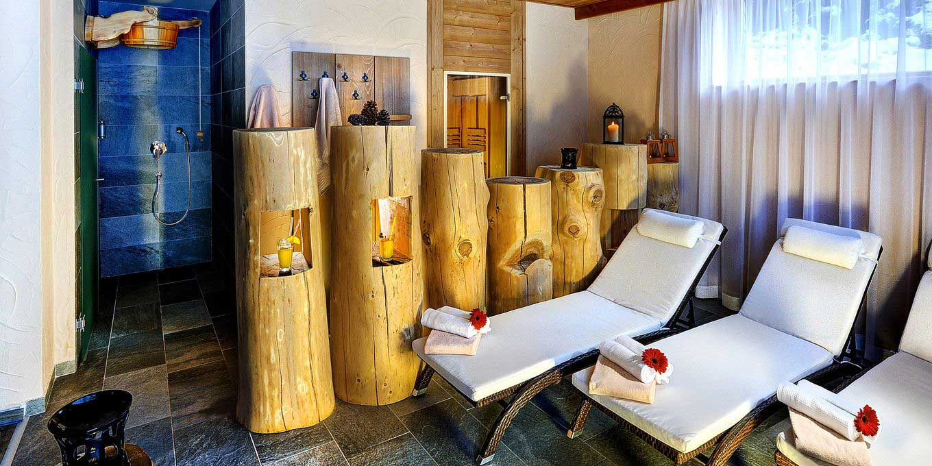 Wellness center - Chalets Jasna de Luxe