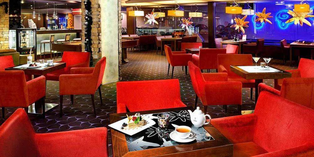 Lobby Bar - Oтель Хопок / Hotel Chopok