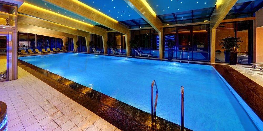 Praslicka pool - Oтель Хопок / Hotel Chopok