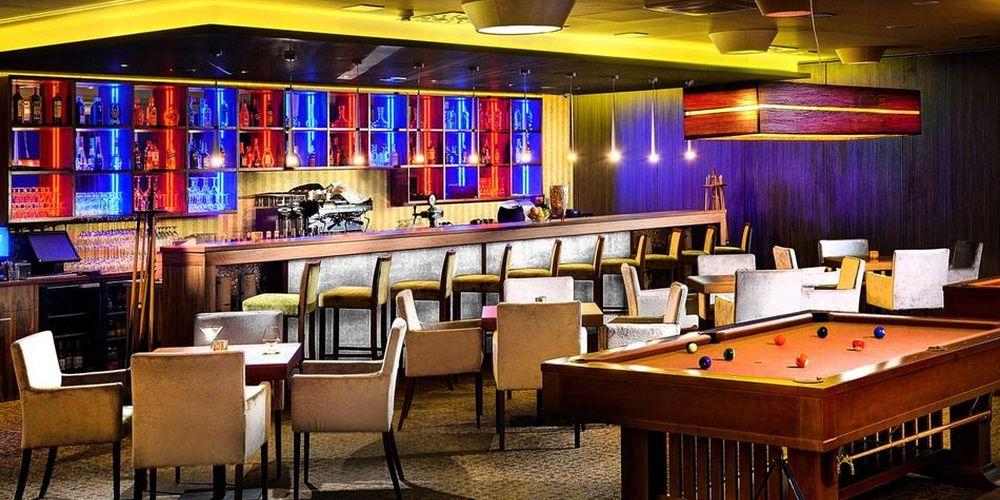 Relax Bar - Oтель Хопок / Hotel Chopok