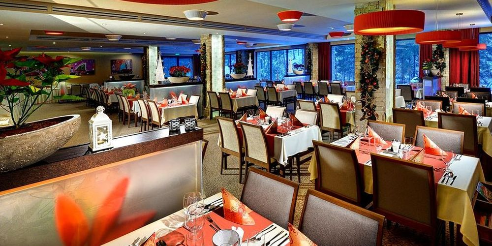 Restaurant - Oтель Хопок / Hotel Chopok