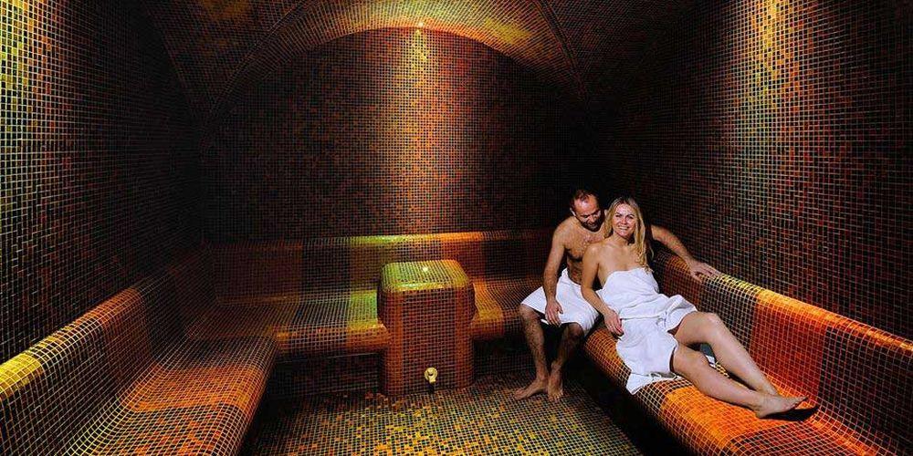 Sauna - Oтель Хопок / Hotel Chopok