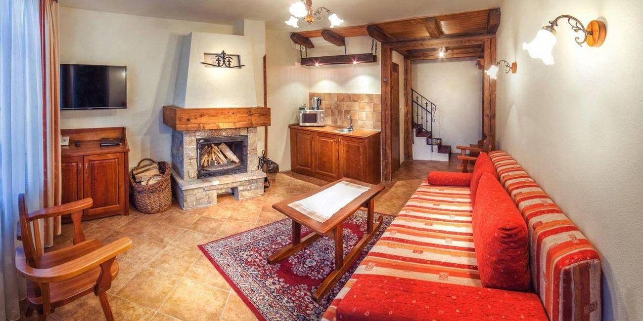 LUX Apartment - Oтель Cки и  Beллнecc Peзидeнц Дружба / Hotel Ski & Wellness Residence Druzba