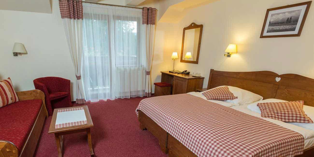 Comfort Room - Hotel Ski & Wellness Residence Druzba