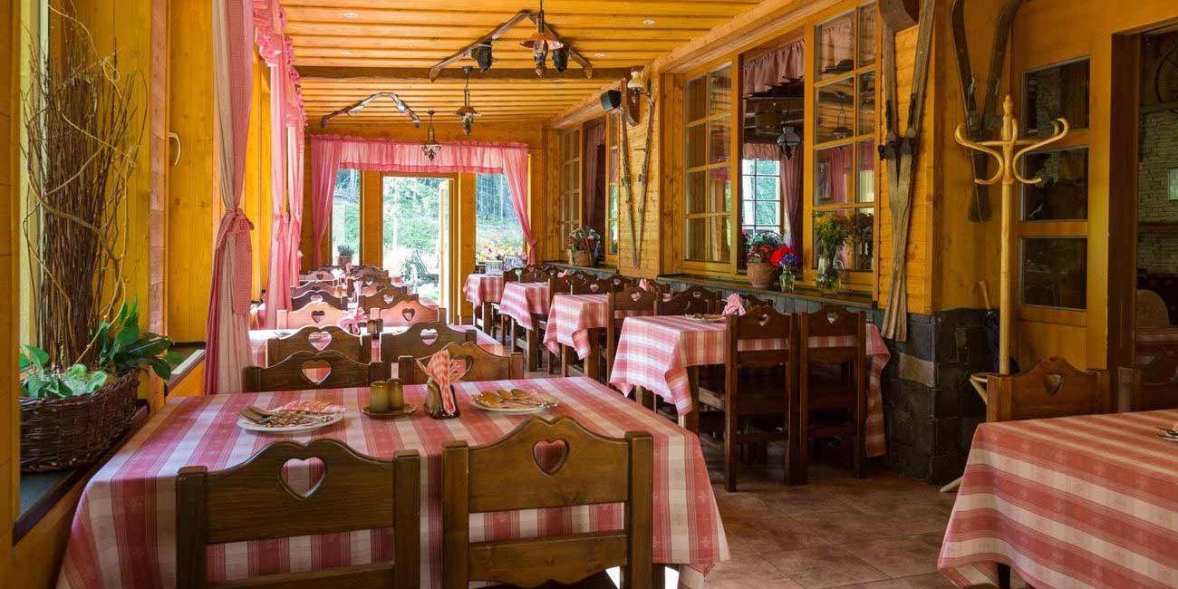 Slovak Folk Restaurant - Hotel Ski & Wellness Residence Druzba