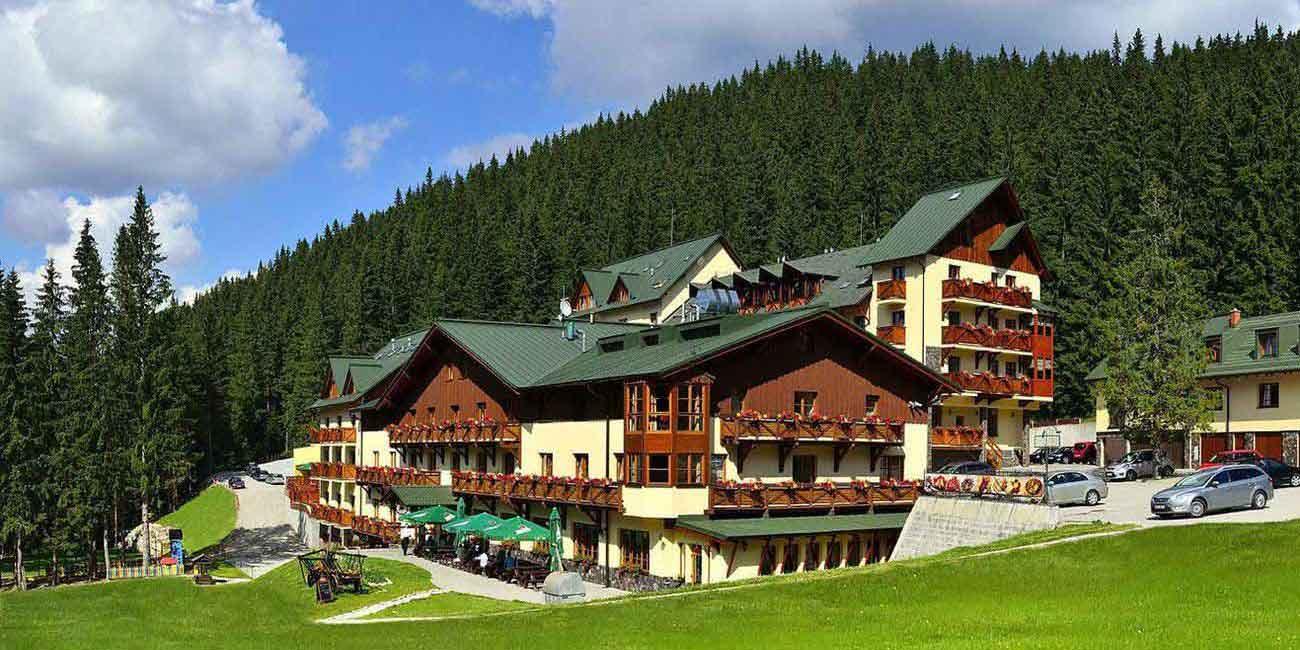 Druzba Wellness Hotel - Hotel Ski & Wellness Residence Druzba