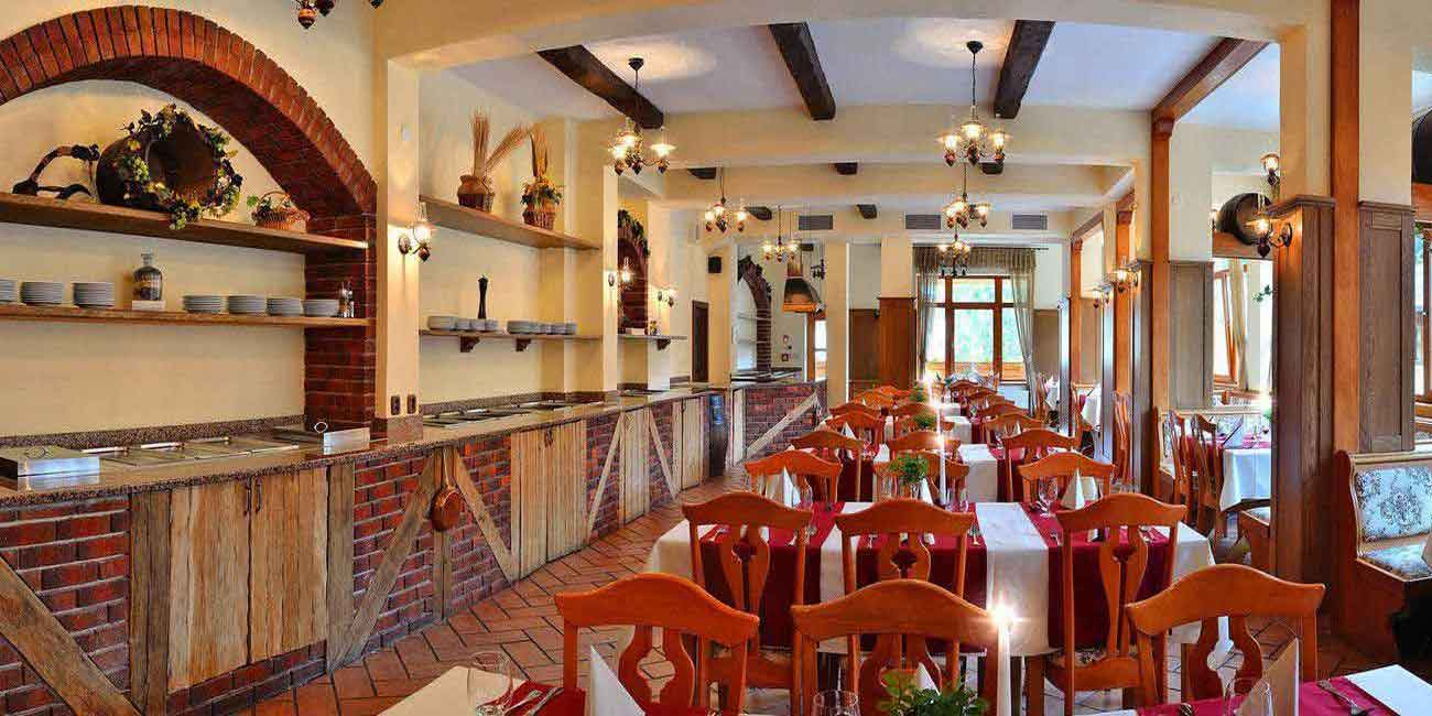 Jasna Restaurant - Hotel Ski & Wellness Residence Druzba