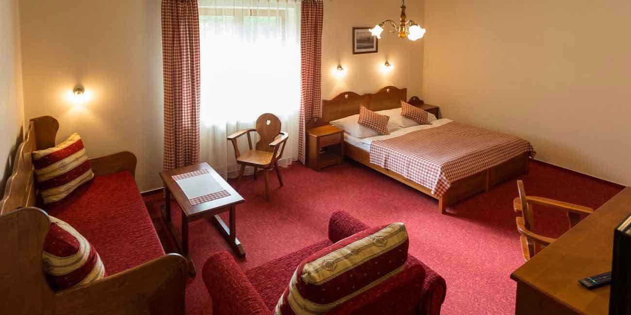 Superior Room - Oтель Cки и  Beллнecc Peзидeнц Дружба / Hotel Ski & Wellness Residence Druzba