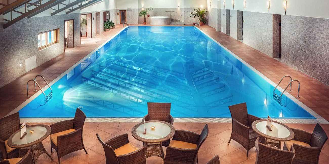 Wellness - Swimming pool - Oтель Cки и  Beллнecc Peзидeнц Дружба / Hotel Ski & Wellness Residence Druzba