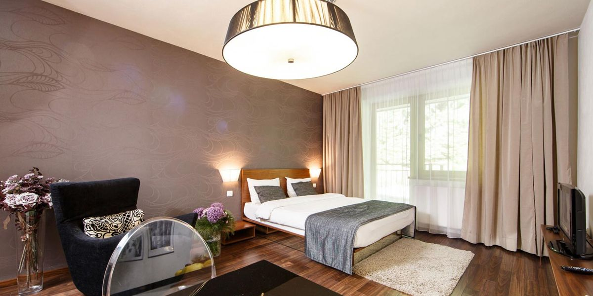 Deluxe Room - Hotel FIS Jasna