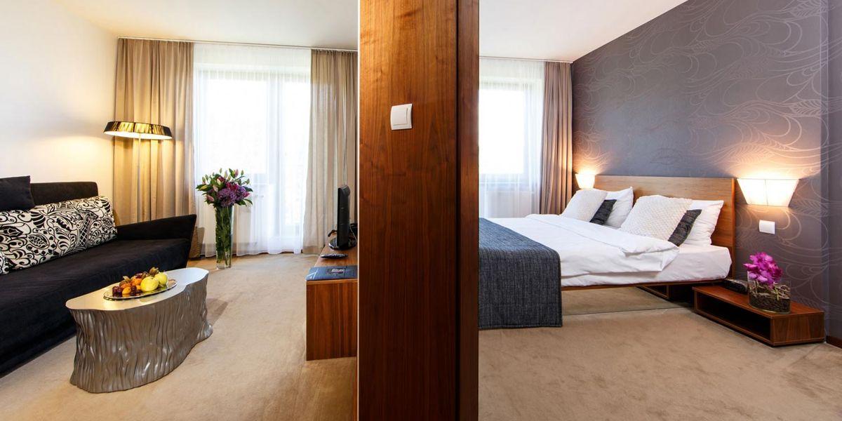 1-Bedroom suite - Hotel FIS Jasna