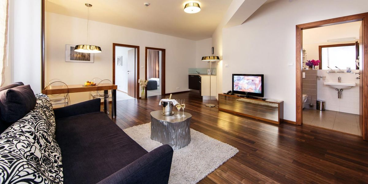 2-Bedroom suite - Hotel FIS Jasna