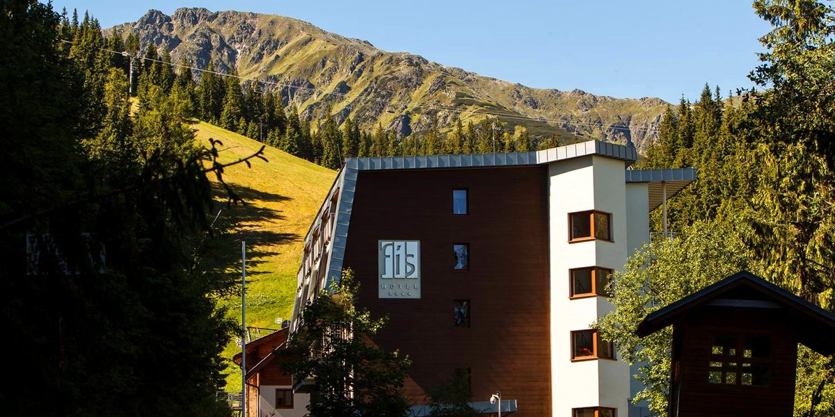 FIS Jasna Hotel - Hotel FIS Jasna