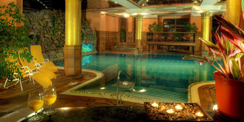 Grand Mountain Spa - Grandhotel Praha