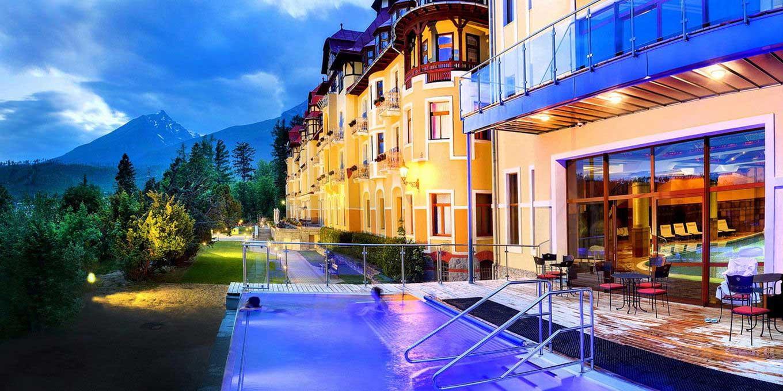 Grandhotel Praha - Grandhotel Praha