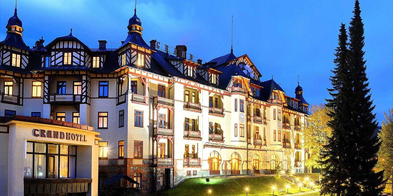 Grandhotel Stary Smokovec - Grandhotel Stary Smokovec