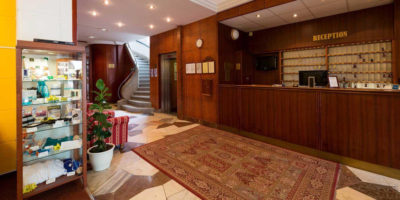 Lobby - Hotel Jalta