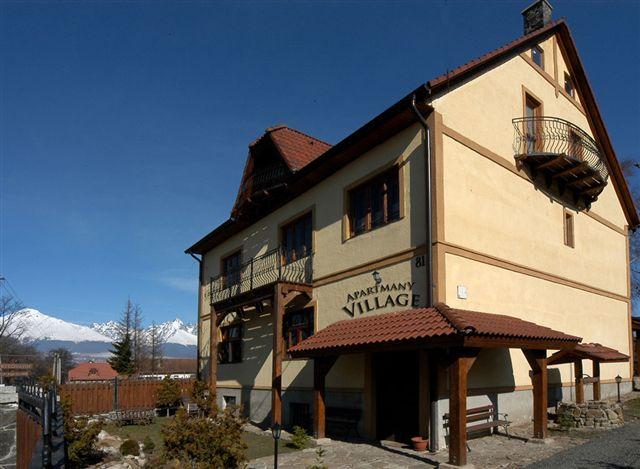 Apartments Village - Tatry Holiday  - Velky Slavkov