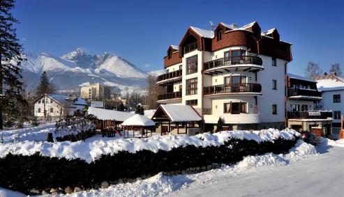 Resort Beatrice *** - Tatranska Lomnica