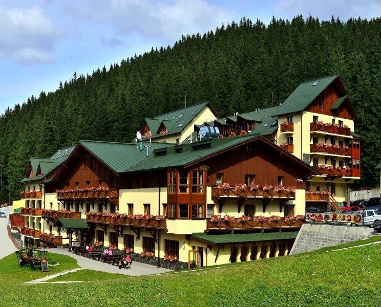 Hotel Ski & Wellness Residence Druzba **** - Demanovska Dolina