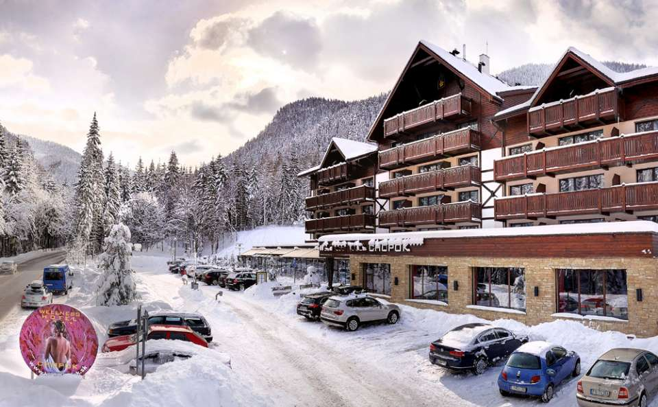 Hotel Chopok **** - Demanovska Dolina