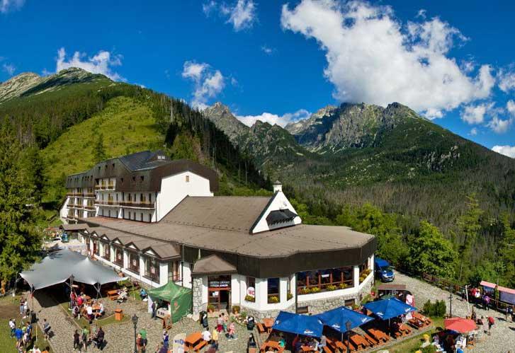 Mountain Hostel Hrebienok ** - Hrebienok