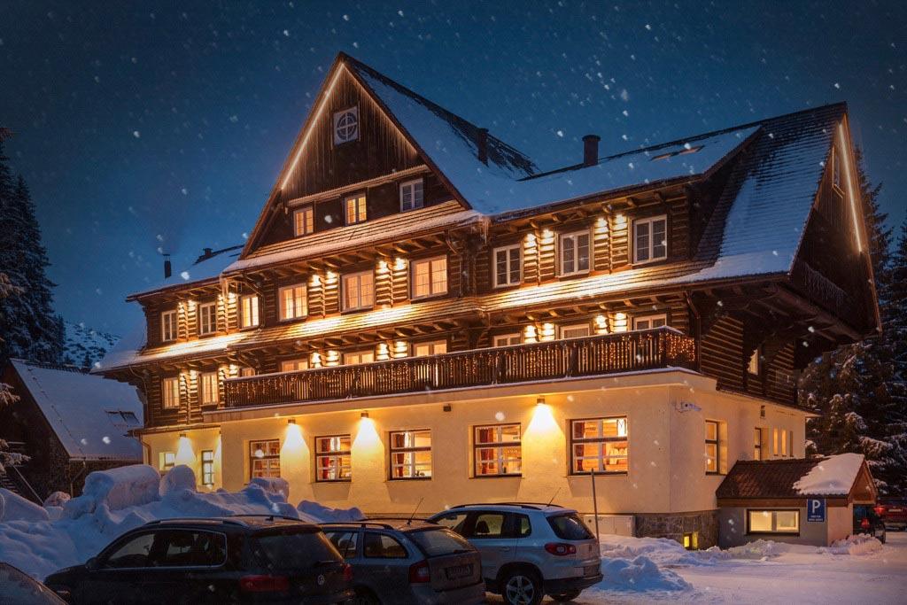 Hotel Mikulasska Chata ***+ - Demanovska Dolina