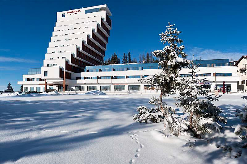 Hotel panorama resort strbske pleso high tatras for Hotel panorama hotel