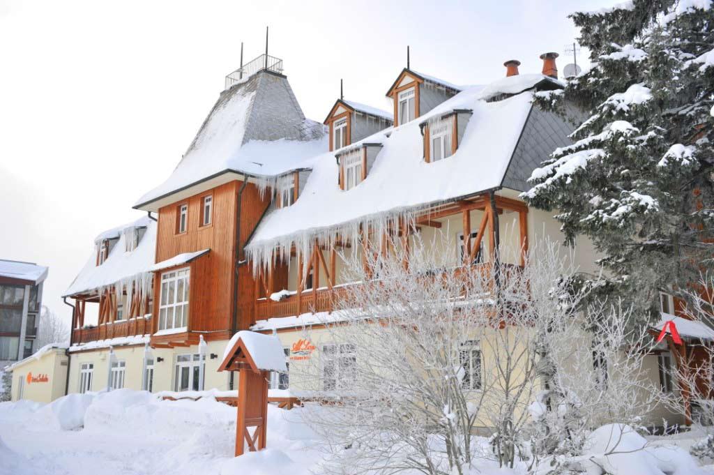 Cпa Отель Cолиcкo / Spa Hotel Solisko **** - Штрбске Плесо, Strbske Pleso, Высокие Татры, Vysoke Tatry