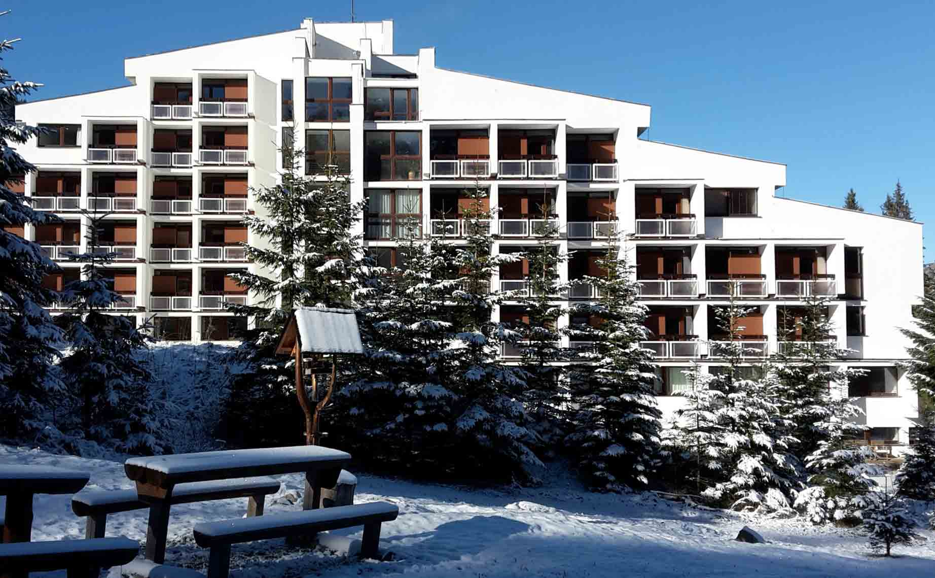Hotel Sorea Marmot ** - Demanovska Dolina