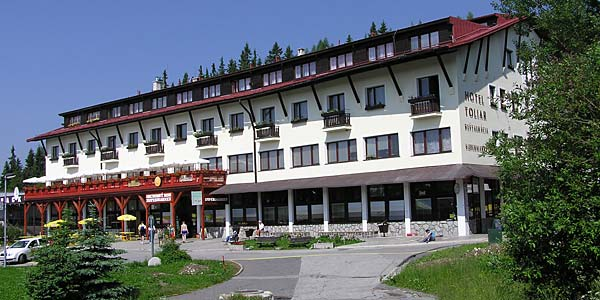 Hotel Toliar *** - Strbske Pleso