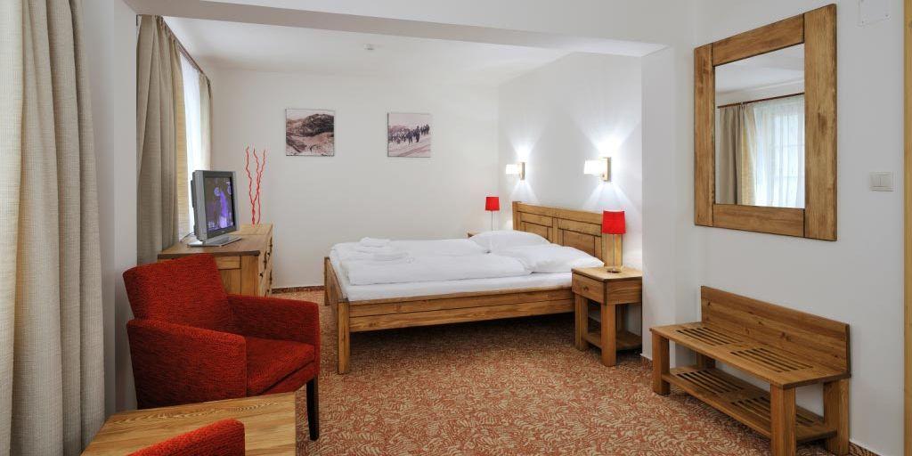 Double Room - Отель Микулaшcкa Xaтa / Hotel Mikulasska Chata