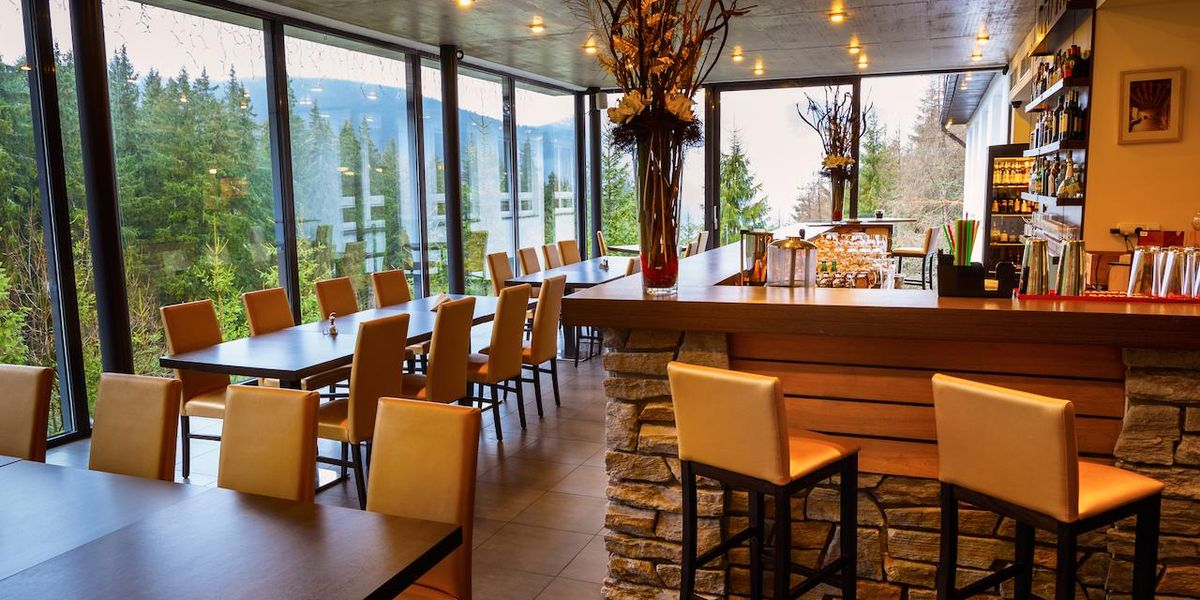 La Collina Restaurant - Hotel Ostredok