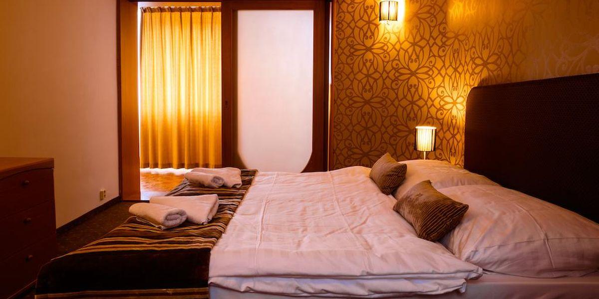 Suite - Hotel Ostredok