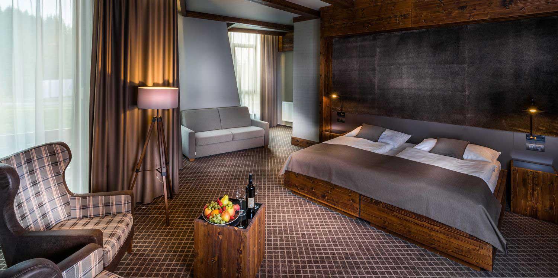Deluxe Saffron Room - Posta Boutique Hotel