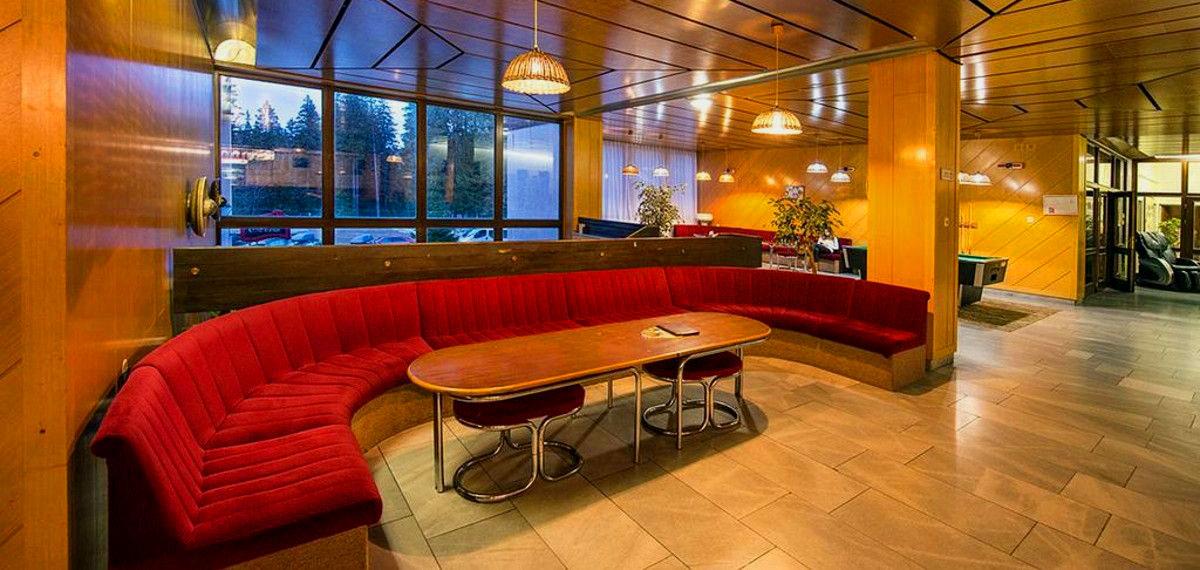 Lobby - Hotel Sorea Marmot