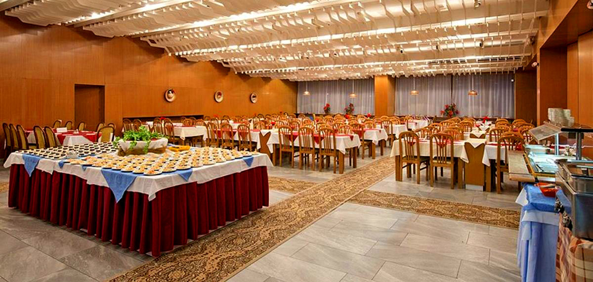 Restaurant - Hotel Sorea Marmot