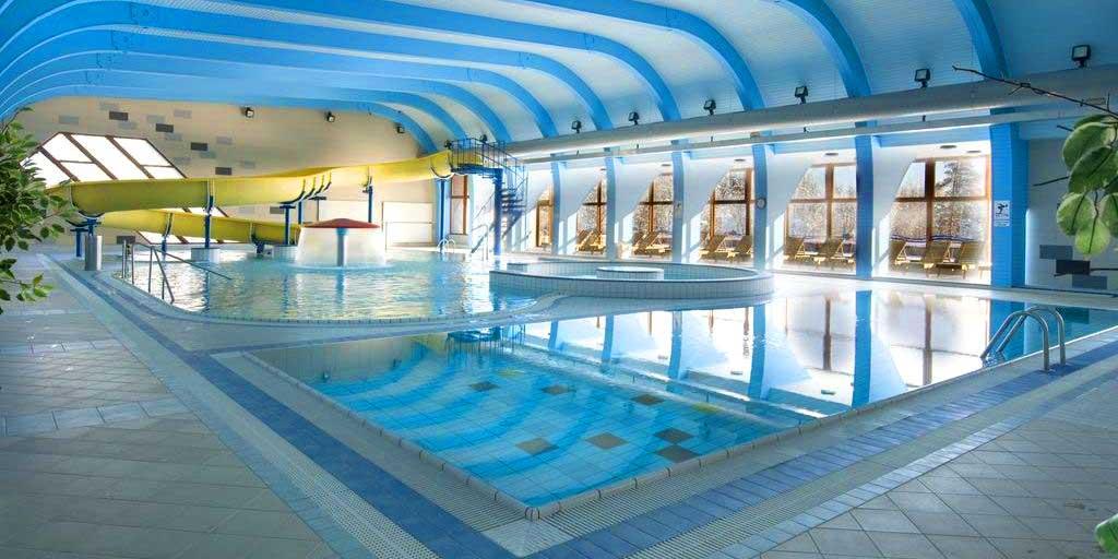 Aqua Relax Center - Hotel Sorea Titris